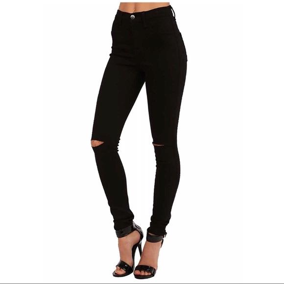 2f13144f4 vibrant Jeans | Black Stretch Skinny | Poshmark